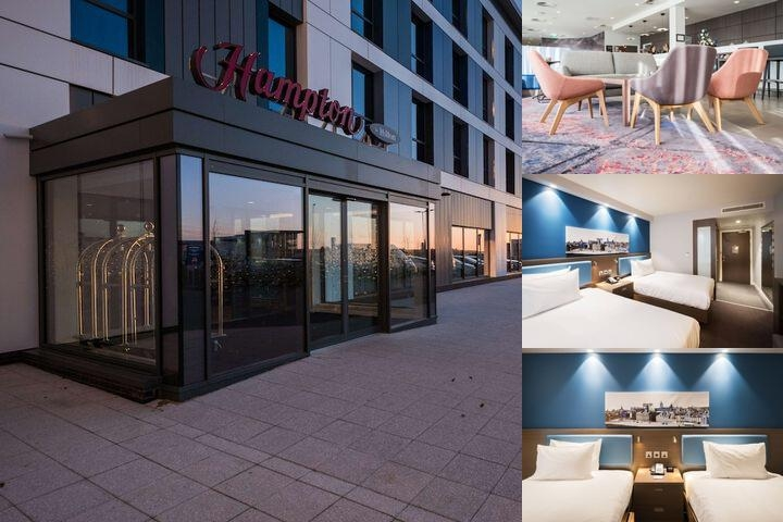 Hampton by Hilton Aberdeen Airport photo collage