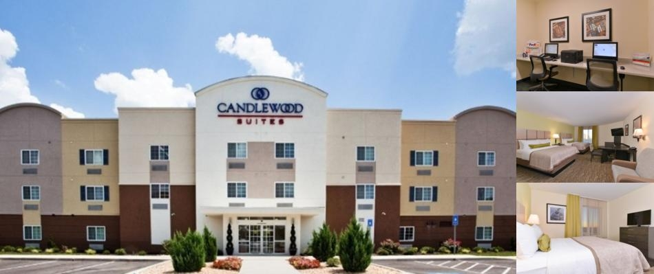 Candlewood Suites Casper photo collage