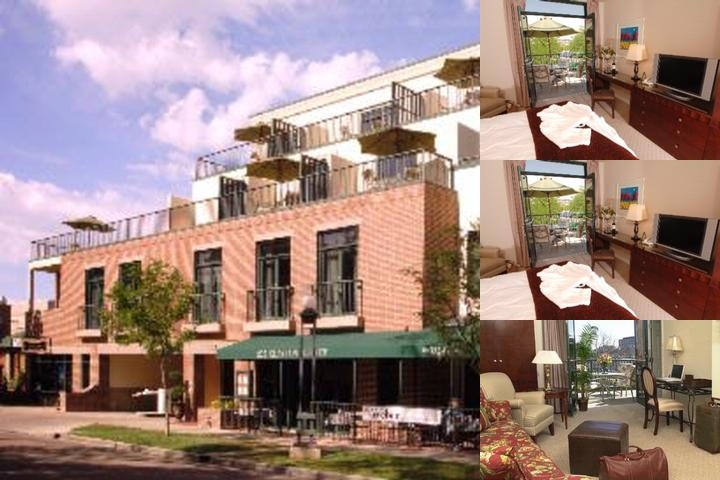 The Inn at Cherry Creek photo collage