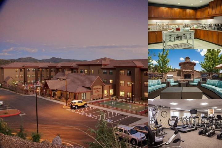 Residence Inn Prescott Photo Collage