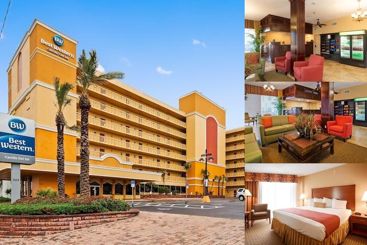 Best Western Castillo Del Sol Hotel photo collage