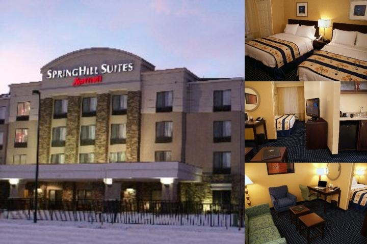 Springhill Suites Denver Airport photo collage