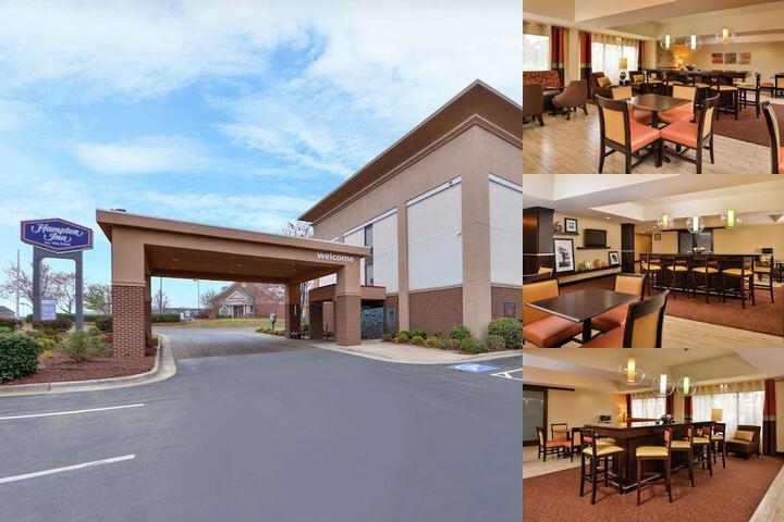 Hampton Inn Raleigh / Clayton photo collage