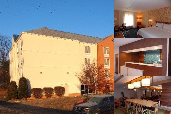 Fairfield Inn & Suites Evansville West photo collage