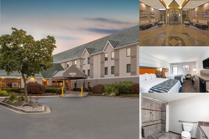 Days Inn Lanham photo collage