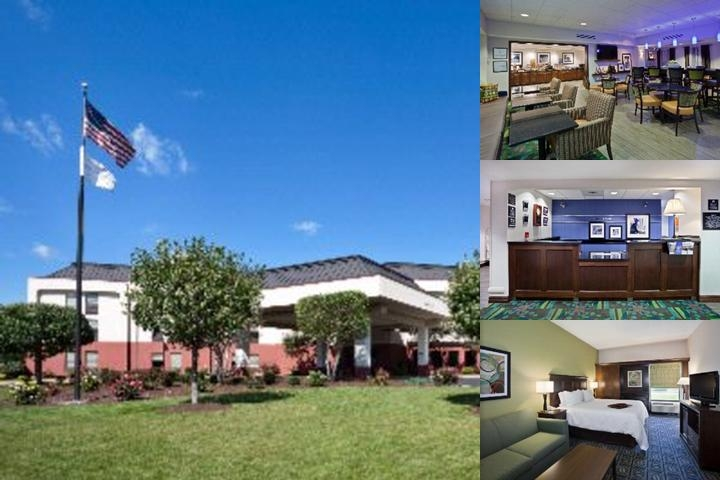 Hampton Inn Dubois photo collage