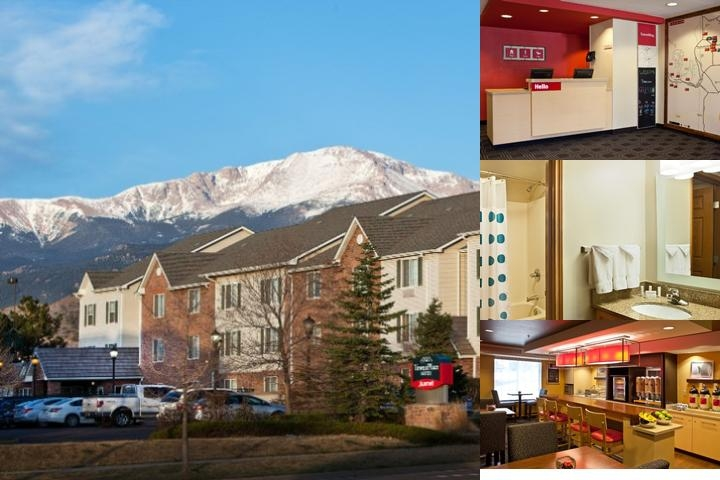 Towneplace Suites by Marriott Colorado Springs Garden of The Gods photo collage
