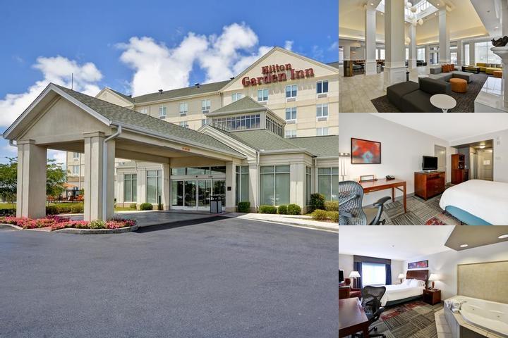 Hilton Garden Inn Gulfport Airport Gulfport Ms 14108 Airport Rd 39503