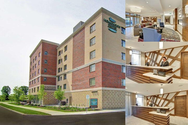 Homewood Suites by Hilton Ottawa Kanata photo collage