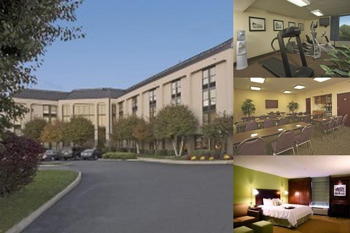 Hampton Inn by Hilton Indianapolis Ne Castleton photo collage