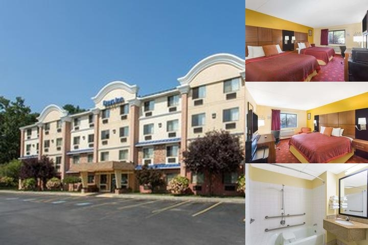 Days Inn Leominster photo collage