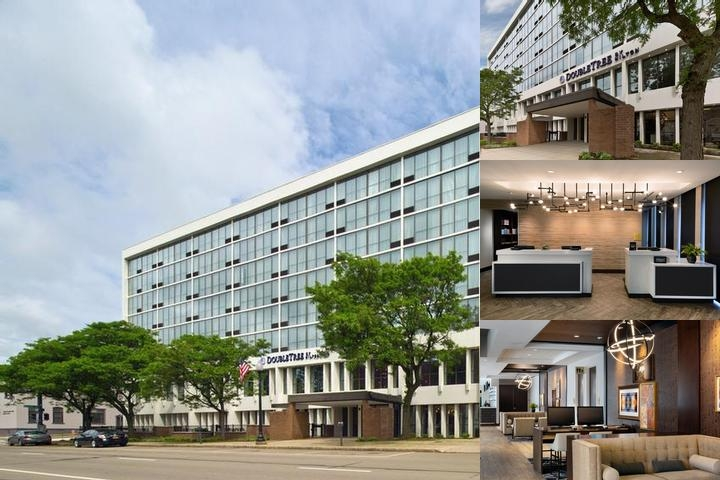 Doubletree by Hilton photo collage