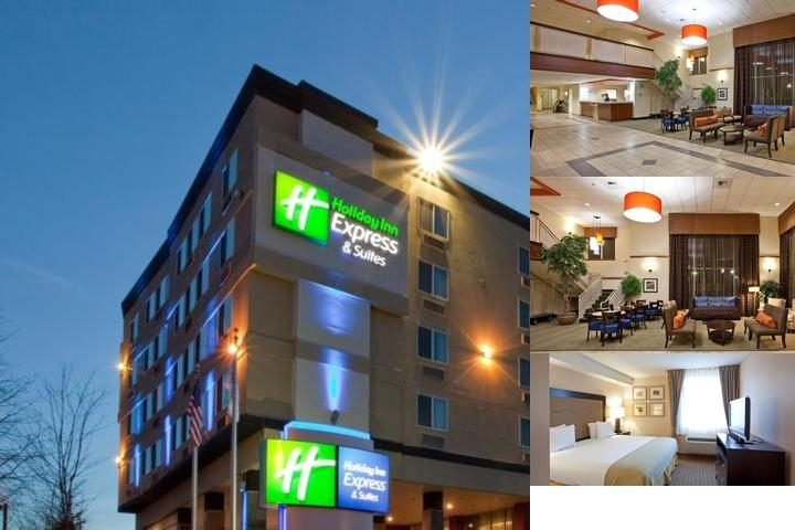 Holiday Inn Express & Suites Seattle Sea Tac Airport photo collage
