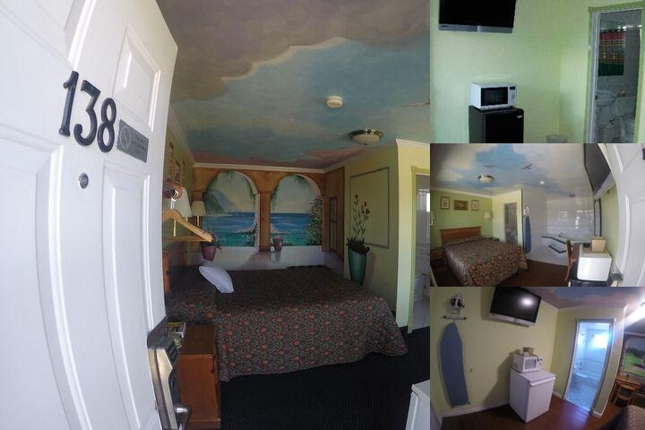 City Center Motel photo collage