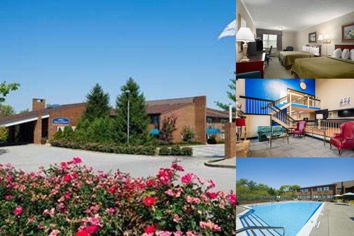 Surestay Plus Hotel by Best Western Lexington photo collage