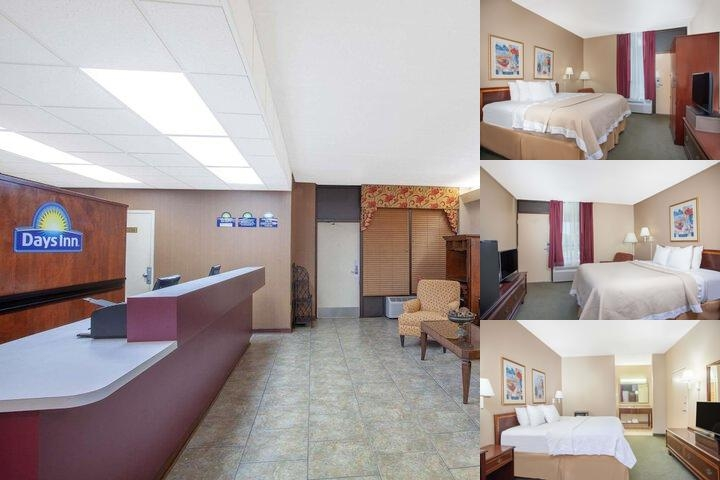 Days Inn Statesboro photo collage