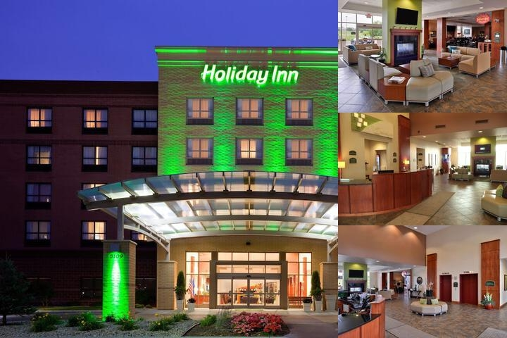 Holiday Inn Madison at the American Center photo collage