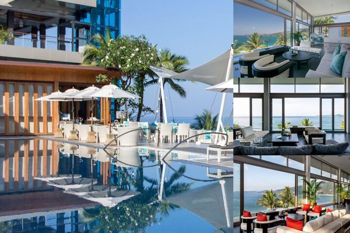 Cape Sienna Phuket Gourmet Hotel & Villas photo collage