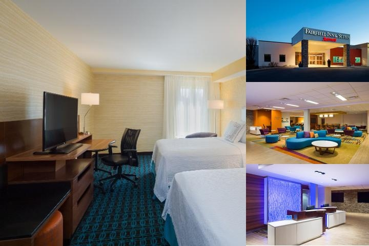 Fairfield Inn & Suites Paramus photo collage