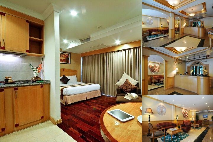 Admiral Suites Sukhumvit by Compass Hospitality photo collage