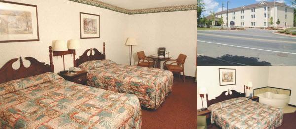 Hampton Inn Sturbridge photo collage
