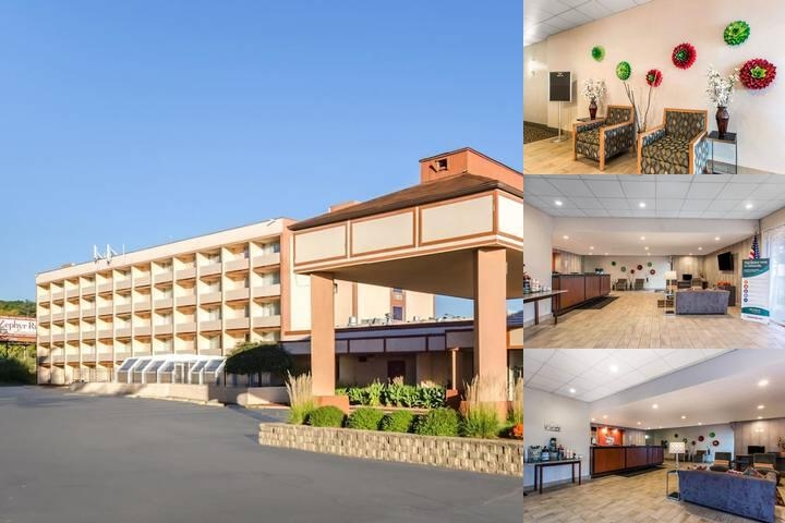 Quality Inn West Springfield photo collage