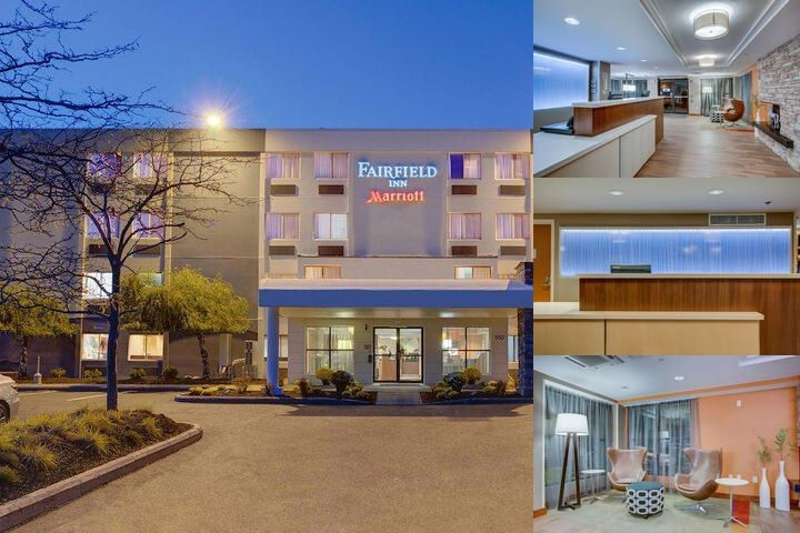 Fairfield Inn Portsmouth Seacoast photo collage