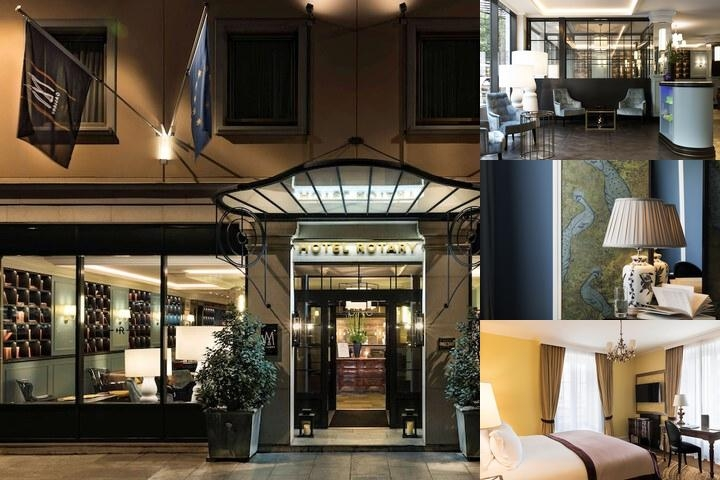 Hotel Rotary Geneva Mgallery by Sofitel photo collage