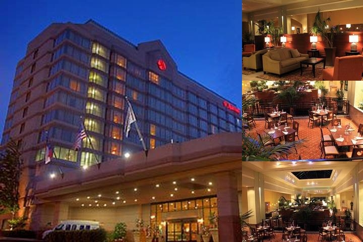 Durham Marriott at the Civic Center photo collage