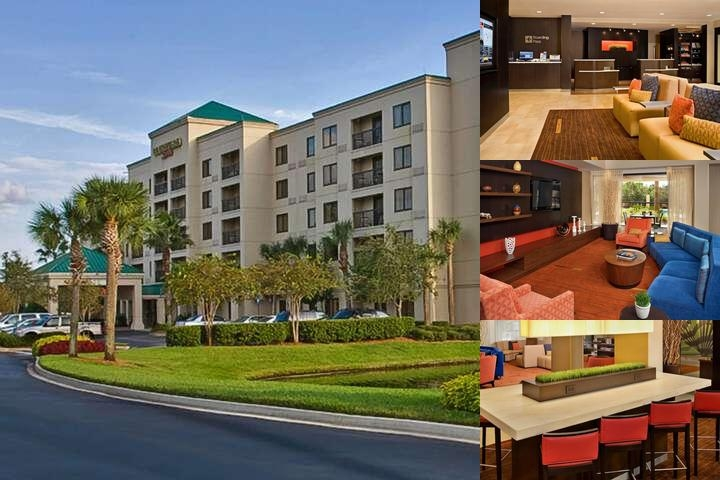 Courtyard by Marriott Jacksonville photo collage