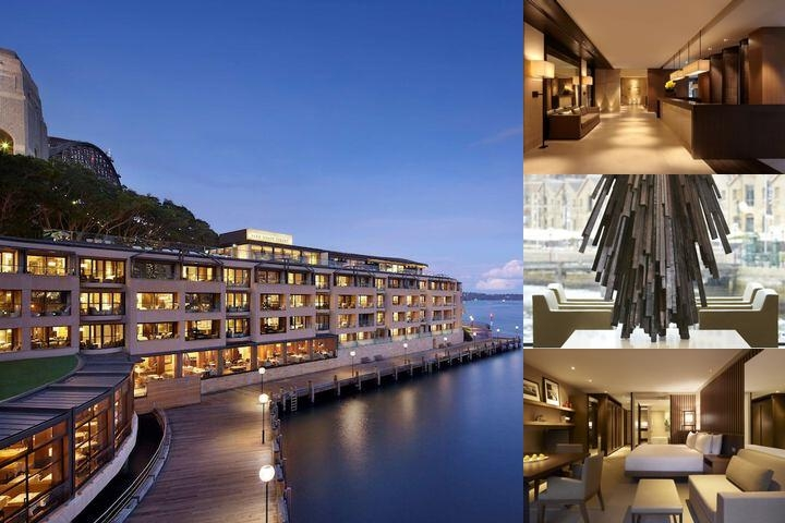 Park Hyatt Sydney photo collage
