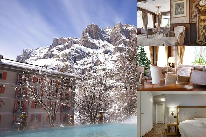 Les Sources Des Alpes photo collage