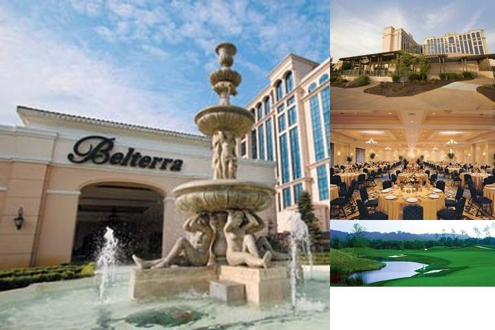 Belterra Casino Resort photo collage
