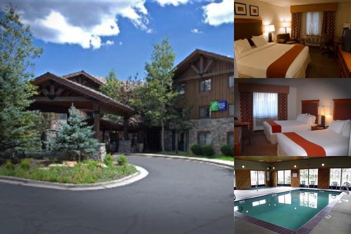Holiday Inn Express Hotel & Suites Park City photo collage