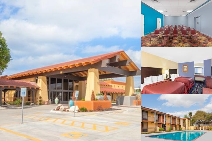 Holiday Inn Uvalde photo collage