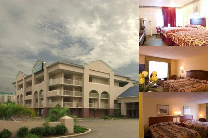 Travelodge Jackson Ms photo collage