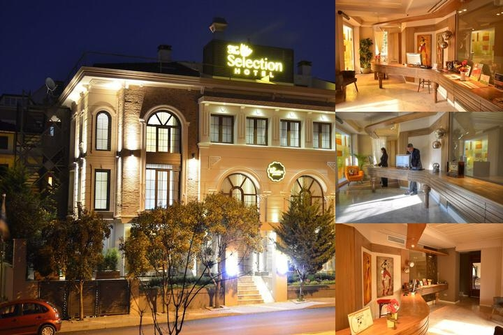 Selection Premium Hotel photo collage