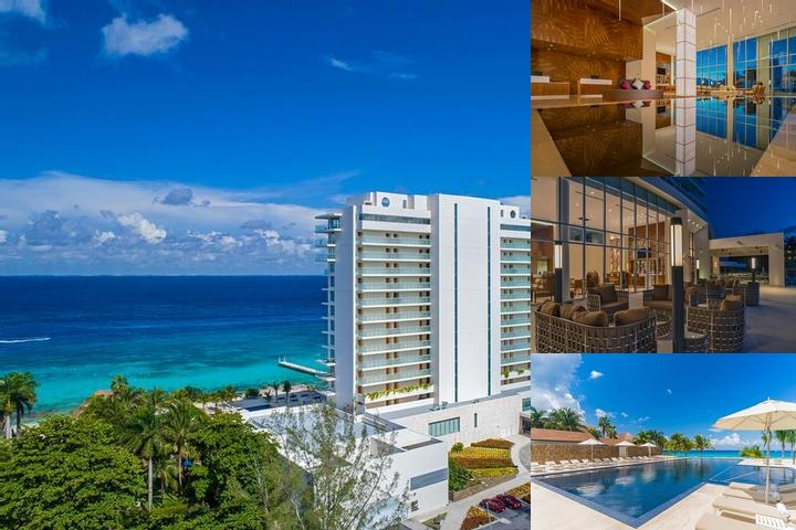 The Westin Cozumel photo collage