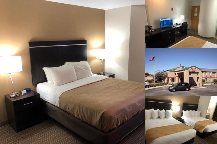 Mr Sandman Inn & Suites photo collage