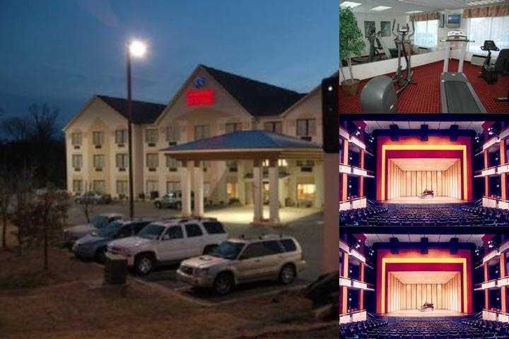 Comfort Suites Lawrenceville photo collage