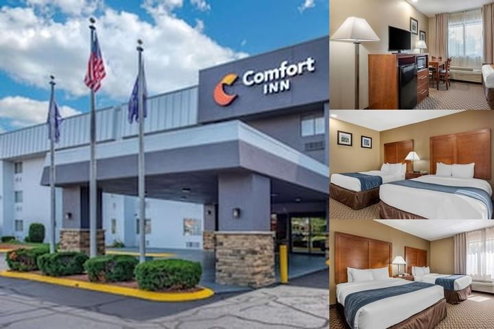 Comfort Inn South Indianapolis photo collage