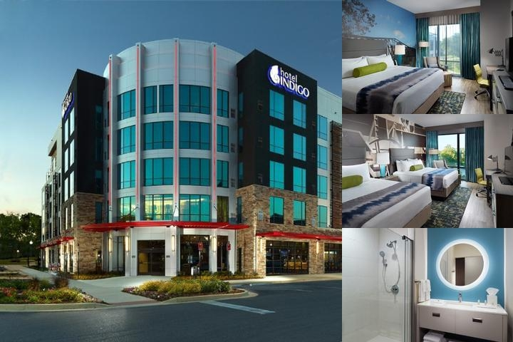 Hotel Indigo Tuscaloosa Downtown photo collage