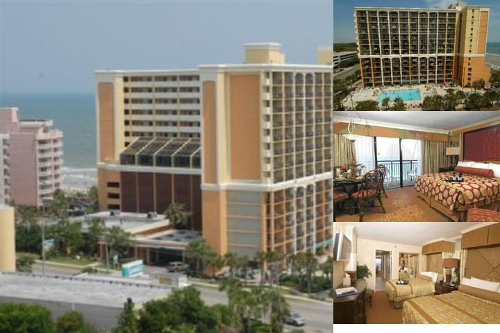 The Caravelle Resort photo collage