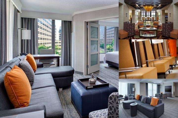 Chicago Marriott Suites O'hare photo collage