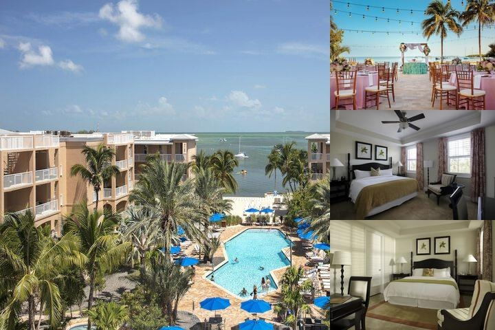 Key West Marriott Beachside Hotel photo collage