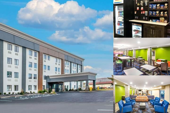 La Quinta Inn & Suites Hazelwood photo collage