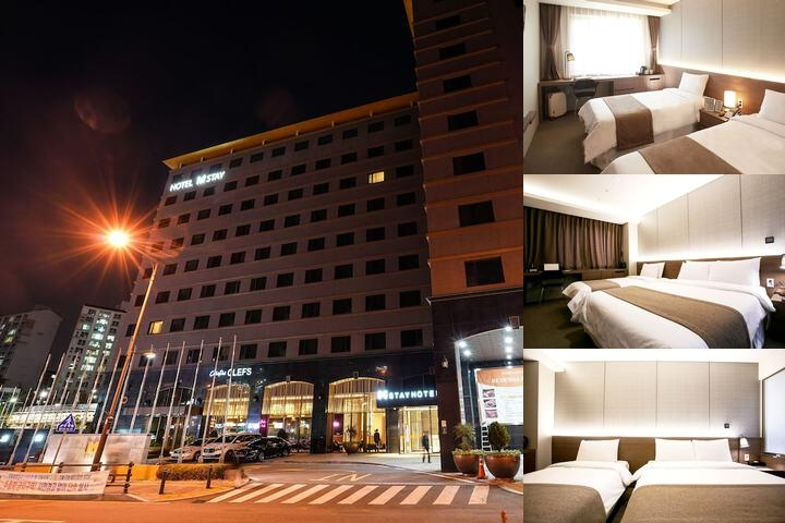 Mstay Hotel Giheung photo collage