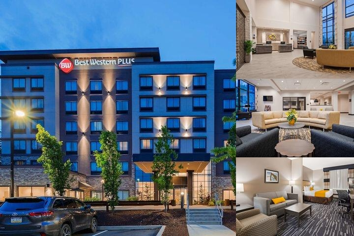 Best Western Plus Cranberry Pittsburgh North photo collage