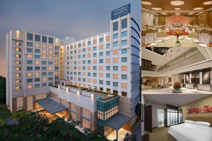 Four Points by Sheraton Hotel & Serviced Apartments photo collage