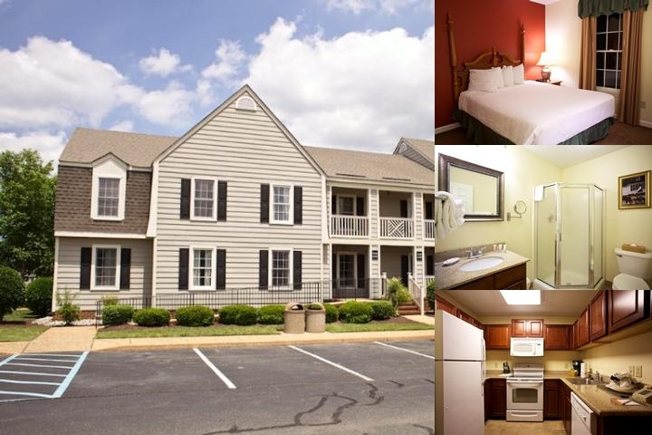 Wyndham Kingsgate Resort photo collage